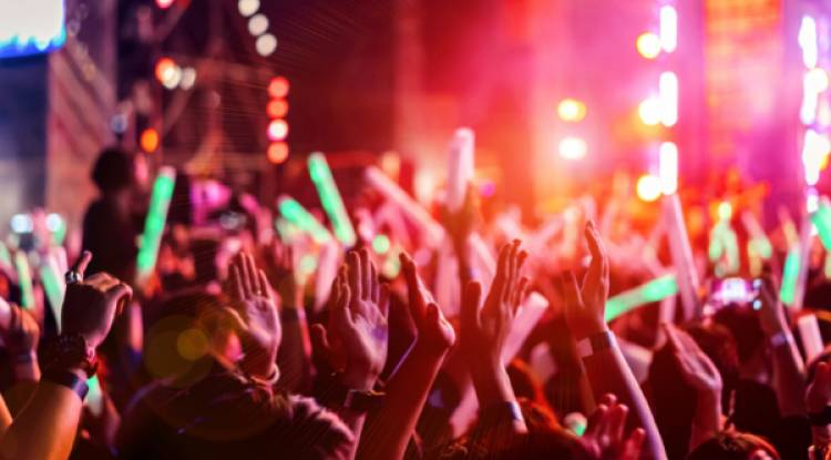 Sports, Music, and Entertainment (Oh My!)